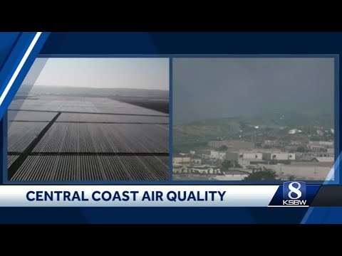 Central Coast air quality continues to be impacted by the Camp Fire