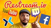 OBS Restream chat tutorial - YouTube
