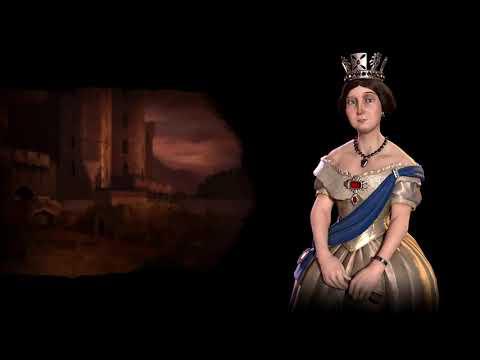 Civilization VI OST | England (Victoria) | Medieval Theme | Scarborough Fair