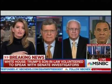 Bruce LeVell MSNBC Live With Caty Tur   3272017