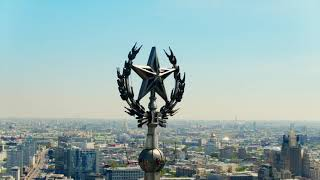 Radisson Travels: Welcome to Moscow and Radisson Collection Hotel, Moscow