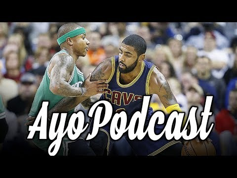 Kyrie Irving and Isaiah Thomas Trade w/ @theBSOLZ