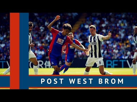 The e-Crystal Palace Podcast S1E3. Post West Brom