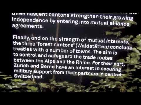Schwyz or the Origins of Switzerland
