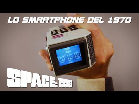 Lo smartphone degli anni '70 - Il Commlock di Spazio:1999