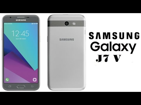 Samsung Galaxy J7 V Verizon 2017 Android (Nougat) Release Date ,Specifications ,Price