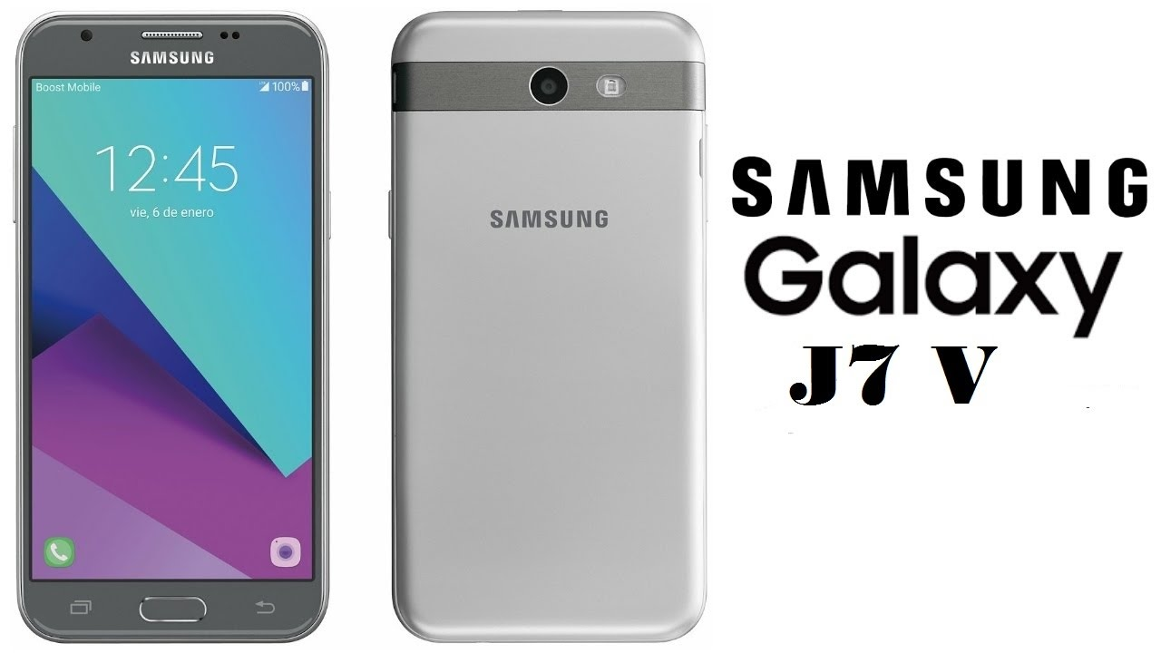 Samsung Galaxy J7 V Verizon Release Date  Specifications