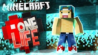 FINDING A MAGICAL CAVE!| One Life SMP #27