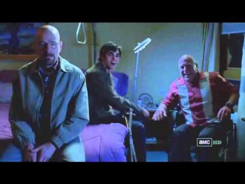 Breaking Bad 4x04 'Bullet Points' Gale Dance