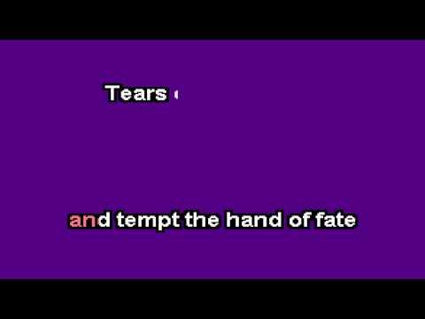 Tears On My Pillow - Little Anthony (Karaoke)