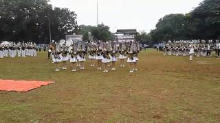 Dahsyatnya Marching Band STTD