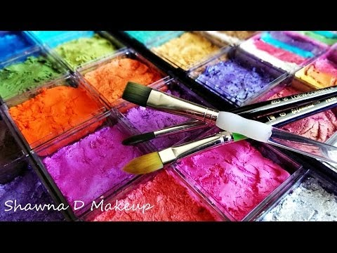 How To Set Up Your Face Painting Kit