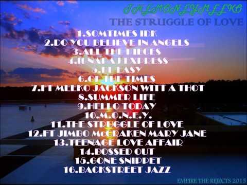 The Money Meeko The Struggle of Love Mixtape
