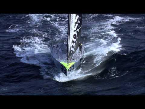 HUGO BOSS Extreme Offshore Sailing