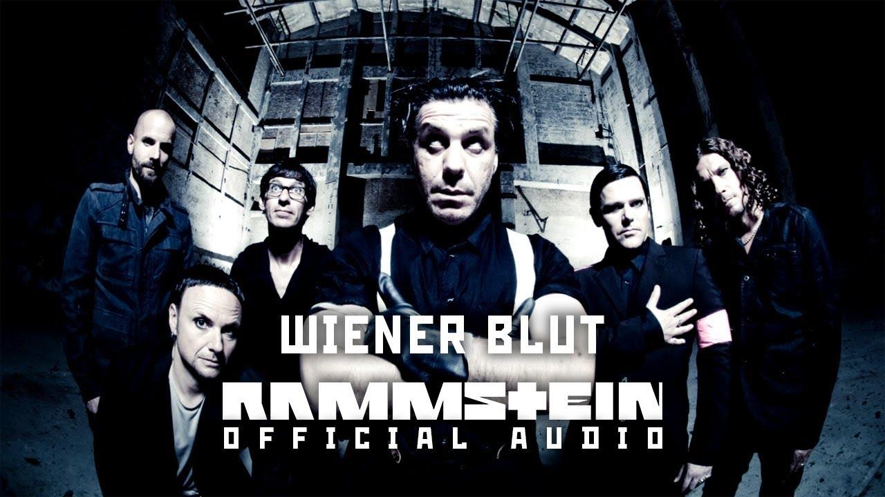 Rammstein - Wiener Blut (Official Audio)