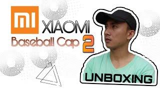 UNBOXING Xiaomi Baseball Cap Black edition without Logo || Topi Xiaomi tanpa Logo Indonesia