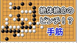 【囲碁】手筋講座~見合いを崩す手筋編~見たことあるかな編~NO644
