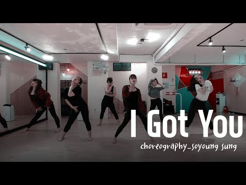 I Got You (I Feel Good) - Jessie J / Jazz dance / soyoung sung choreography