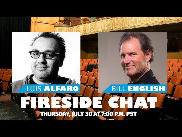 Empathy Gym Fireside Chats | Luis Alfaro