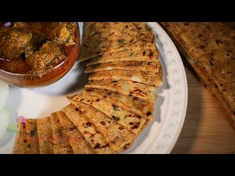 আলু পরোটা || Alu Porota || Potato Paratha || Tasty Paratha Recipe || Easy Snacks Recipe || R# 188