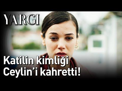 Yargı 5. Bölüm - Katilin Kimliği Ceylin'i Kahretti!