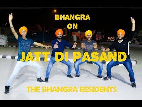 Bhangra On Jatt Di Pasand | Gitaz Bindrakhia | Surjit Bindrakhia | The Bhangra Residents