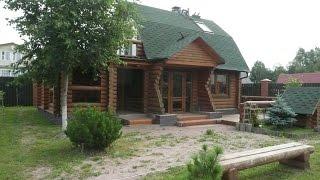 Дом и земельный участок в Выборгском районе Ленинградской области, Правдинское озеро(, 2015-07-07T18:06:51.000Z)