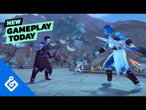 World Of Warcraft Game Play