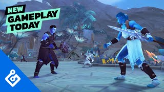 New Gameplay Today – World Of Warcraft: Shadowlands' Bastion