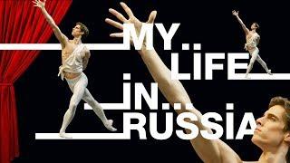 My life in Russia: Xander Parish, principal ballet dancer of the Mariinsky Theater, St. Petersburg