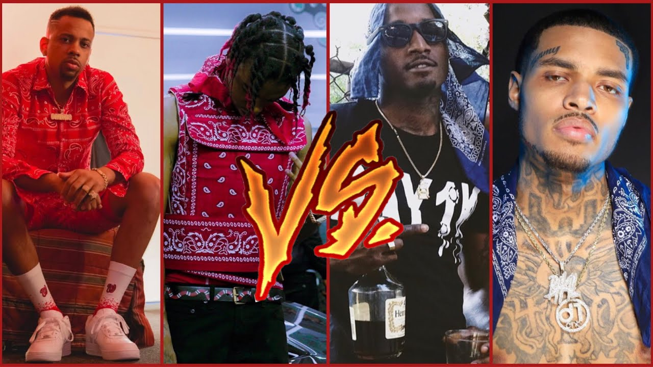 New Blood Rappers Vs New Crip Rappers 2019
