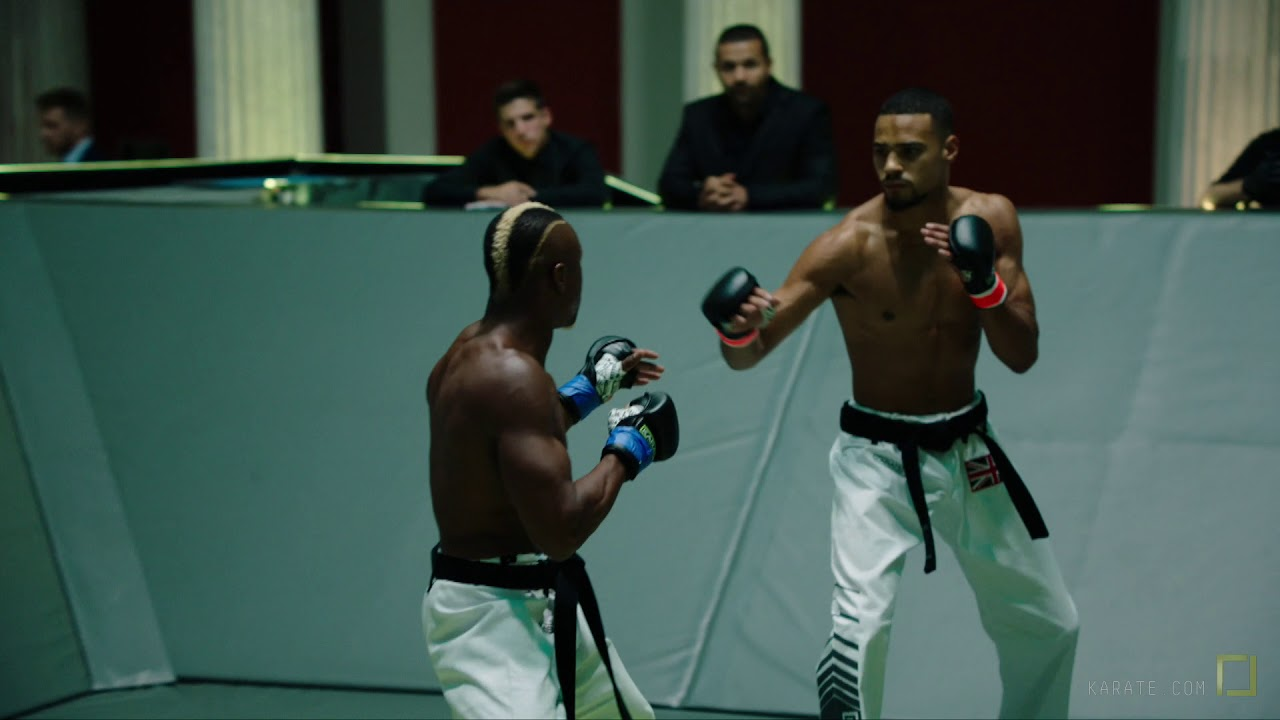 Download FULL FIGHT Karate Combat: Olympus - Jerome brown vs Davy Dona