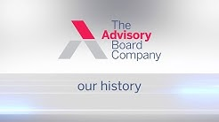 Our History: The Advisory Board Company