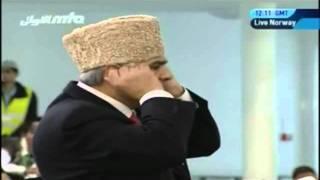NEW masjid NORWAY 30 SEPTEMBER 2011 persenting khalid QADIANI.flv