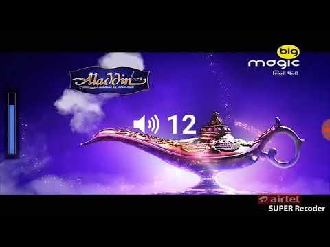 Aladdin Big Magic Episode