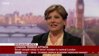 Election 'should not be delayed' says Emily Thornberry   BBC News