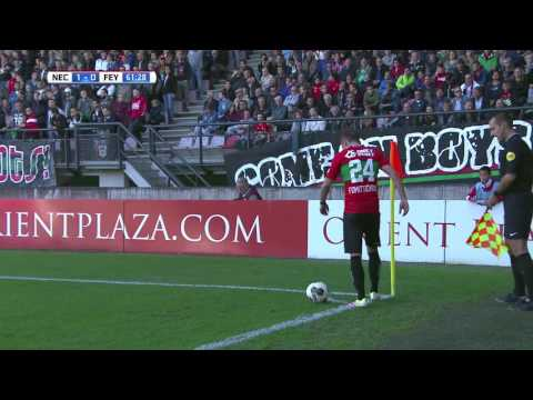 Samenvatting N.E.C. - Feyenoord 2016-2017
