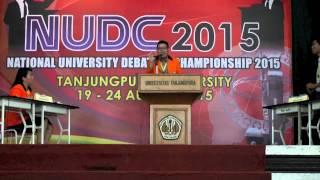 NUDC 2015 Grand Final DPM (3/8)