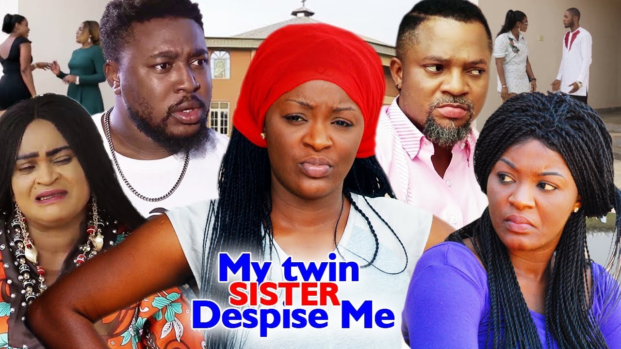 Download MY TWIN SISTER DESPISES ME SEASON 1&2 (Chacha Ekeh) 2019 Latest Nigerian Nollywood Movie