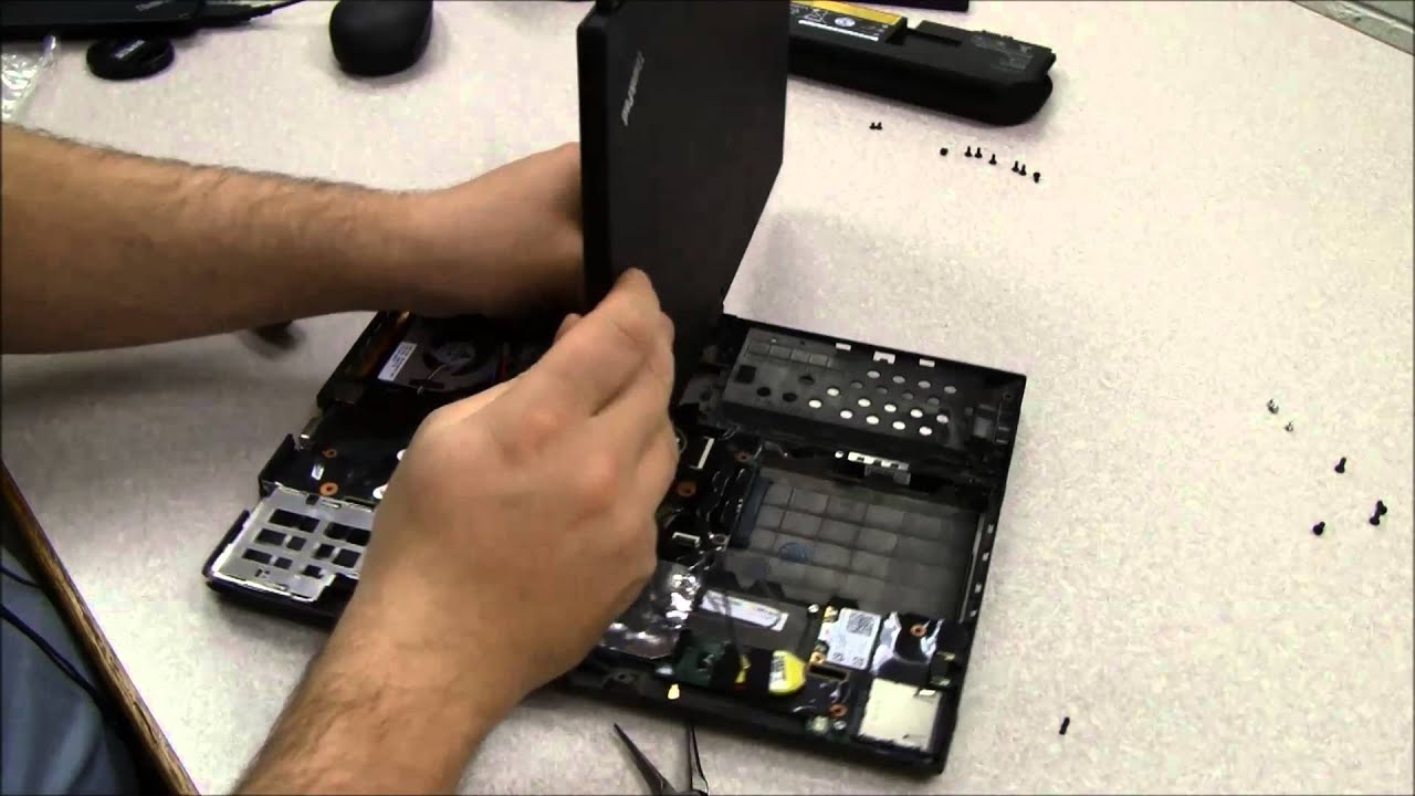 How To Take Apart And Repair Lenovo X220t X230t Youtube