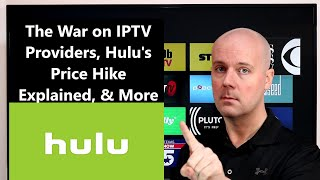 CCT - The War on IPTV Providers, Is T-Mobile TV Dead?, Hulu's Price Hike Explained, & More