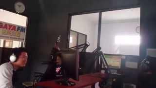 Marco Marcus - Waterfall acoustic live on Gaya Fm! Jakarta bekasi