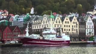 Смотреть видео видео путешествие по норвегии