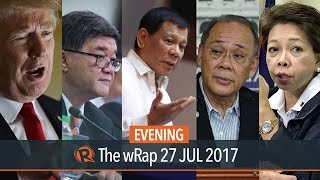 Grab and Uber, Aguirre, PCGG | Evening wRap