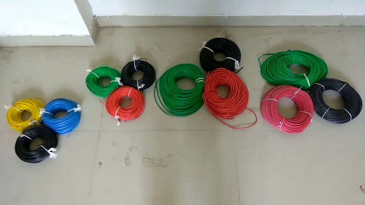 Basic house wires information - YouTube