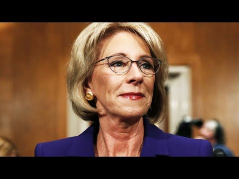 Betsy DeVos Protects Predatory Colleges