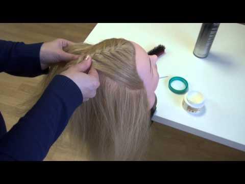 Плетение кос видео уроки