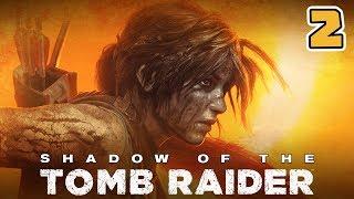 Shadow of the Tomb Raider PL (02) - APOKALIPSA! | 4K 60FPS | PC | Vertez