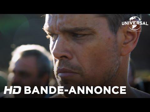 Jason Bourne - Bande-annonce Officielle VF [Au cinéma le 10 Août]