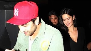Katrina Wants To ROMANCE Ranbir In A Desert Island